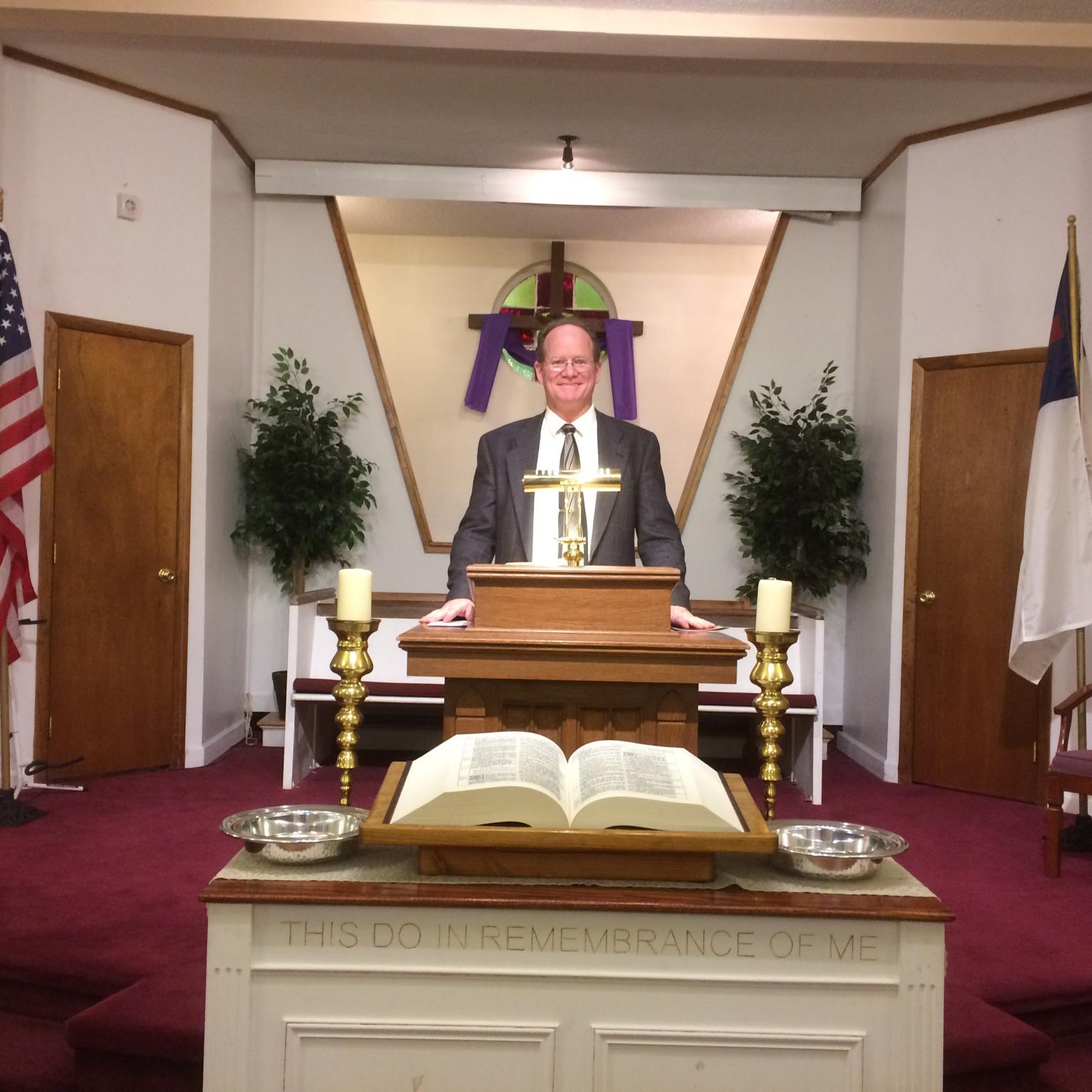 Donna McDaniel - Pastor Scott Turner